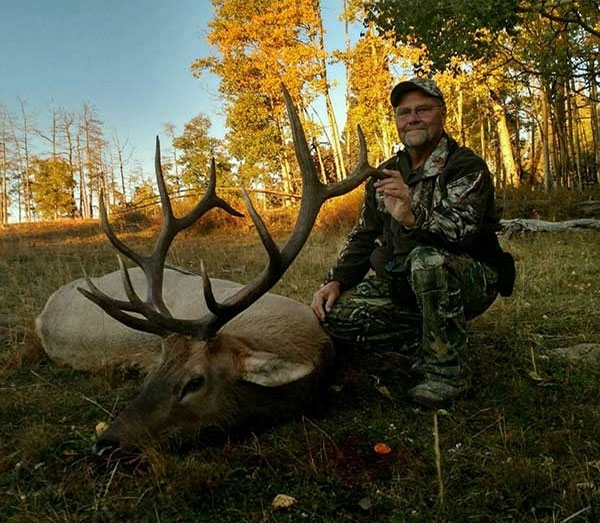 November Elk Hunts
